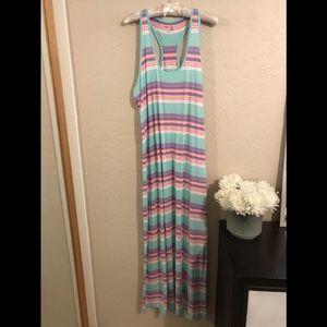 Gap body long maxi dress size XL